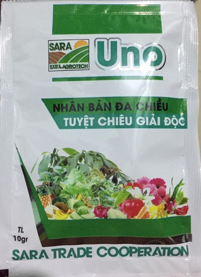 Uno - Tuyệt chiêu giải độc